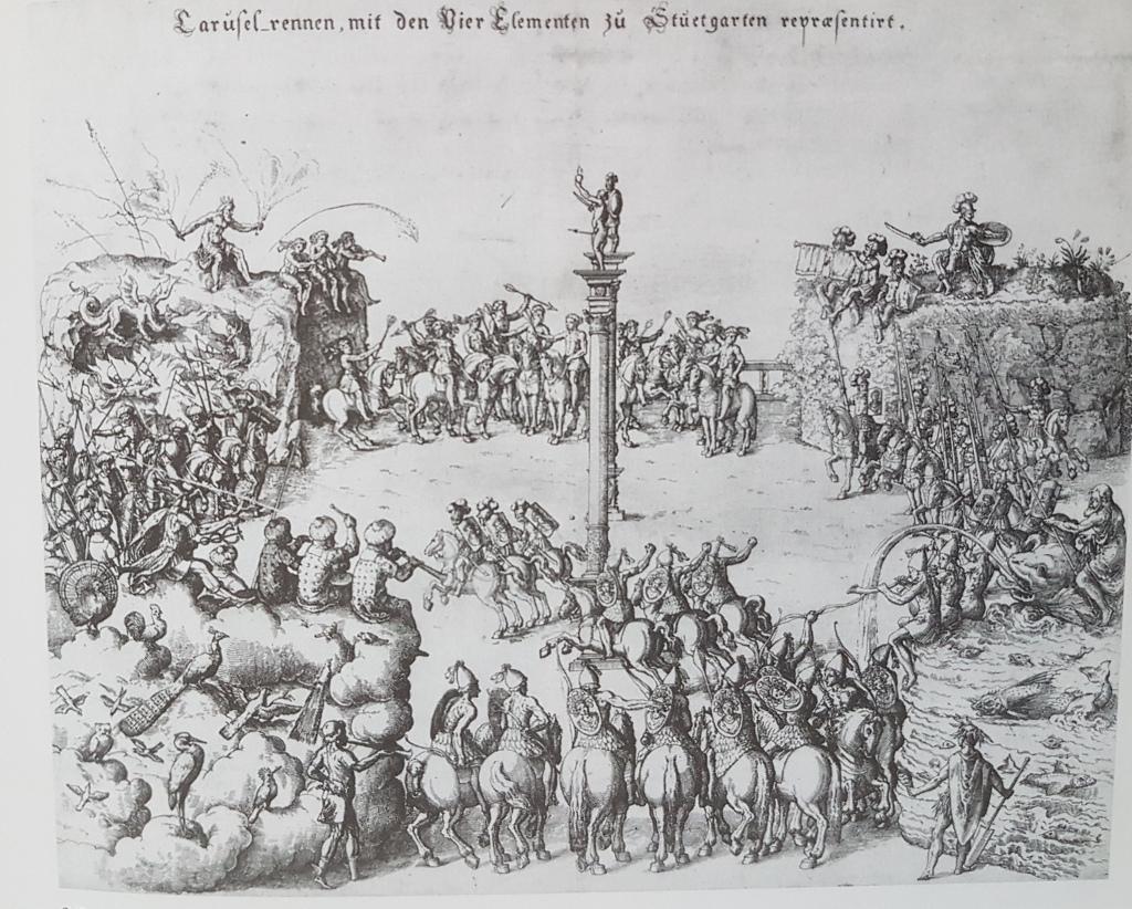 Wurttemberg Esaias van Hulsen