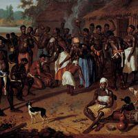 Terugblik op de Grote Suriname tentoonstelling: De slavendans van Dirk Valkenburg
