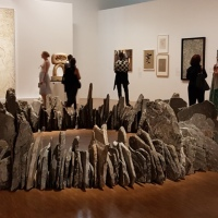 Toen we nog naar tentoonstellingen in Parijs konden: Centre Pompidou 1 Dora Maar en 2 De Modernen gefascineerd door de prehistorie