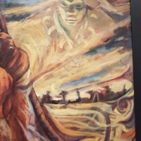Op de valreep: een bezoek aan het SMA voor de Surinaamse school tentoonstelling