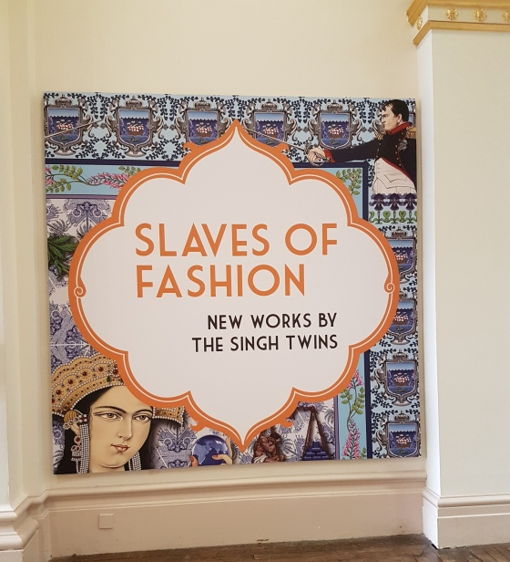 Slaves of fashion Singh Twins