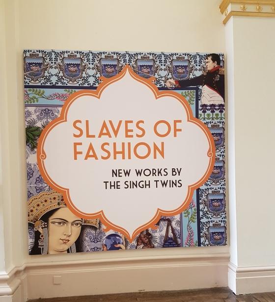 Slaves of fashion Singh Twins