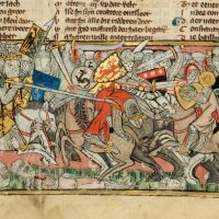 From the BB, Rubens to Dumas cat: Death of a Moorish leader