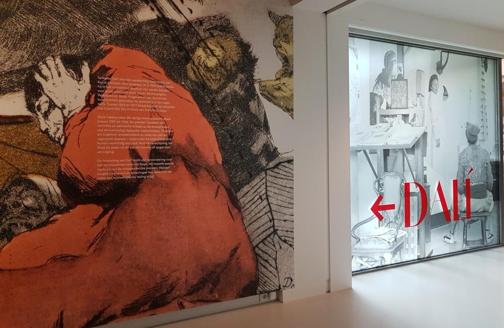 Dali tentoonstelling Noord-Brabants Museum